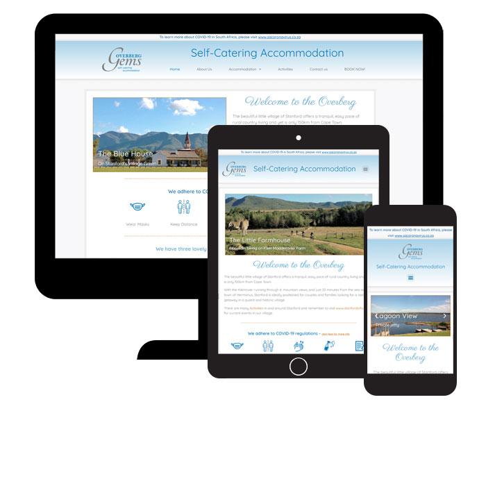 Overberg Gems Website